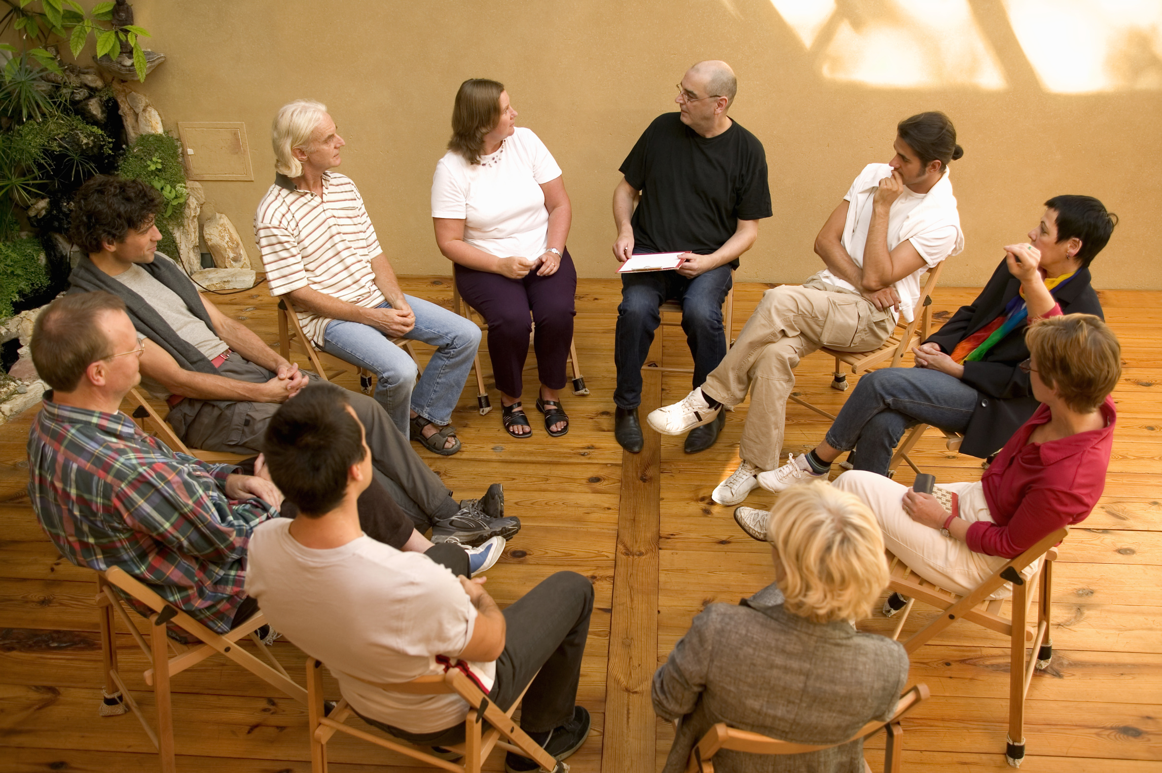 Group Therapy Where The Magic Happens « Counseling Center ...